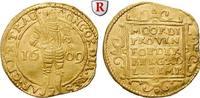Dukat 1609 Niederlande Utrecht, Gold, 3,47 g ss, l. gewellt; beschnitten  500,00 EUR  zzgl. 6,50 EUR Versand