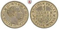 Silbergroschen 1840 Brandenburg-Preussen Königreich Preussen, Friedrich... 40,00 EUR inkl. gesetzl. MwSt., zzgl. 6,50 EUR Versand