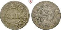 8 Heller 1648 Werden und Helmstedt, Abtei Heinrich IV. Dücker, 1646-166... 70,00 EUR inkl. gesetzl. MwSt., zzgl. 6,50 EUR Versand