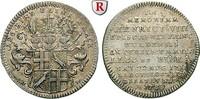 1/6 Taler 1788 Fulda, Bistum Heinrich von Bibra, 1759-1788 ss-vz, feine... 85,00 EUR inkl. gesetzl. MwSt., zzgl. 6,50 EUR Versand