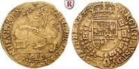 Souverain d`or (lion d`or) 1654 Belgien Brabant, Philipp IV., 1621-1665... 1150,00 EUR kostenloser Versand