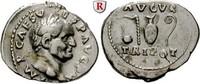 Denar 70-72  Vespasianus, 69-79 ss  185,00 EUR  zzgl. 6,50 EUR Versand