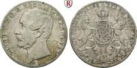 Vereinstaler 1865 Braunschweig Königreich Hannover, Georg V., 1851-1866... 55,00 EUR inkl. gesetzl. MwSt., zzgl. 6,50 EUR Versand