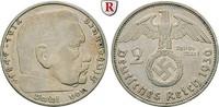 2 Reichsmark 1936 E Klein- und Kursmünzen 2 Reichsmark 1936, E. Hindenb... 25,00 EUR  zzgl. 6,50 EUR Versand