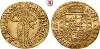 Dukat 1586 Römisch Deutsches Reich Erzherzog Karl, 1564-1590, Gold, 3,2... 1200,00 EUR kostenloser Versand