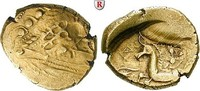 Stater 1. Jh. v.Chr. Westdeutschland Treveri, Gold, 6,17 g ss, Rs. deze... 1150,00 EUR kostenloser Versand