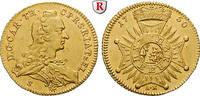 Dukat 1750 Jülich-Kleve-Berg Herzogtum Jülich-Berg, Karl Theodor, 1742-... 4500,00 EUR kostenloser Versand