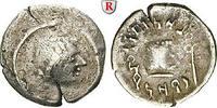 Hemidrachme 1. Jh. n.Chr. Arabien - Himyariten  ss  70,00 EUR  zzgl. 6,50 EUR Versand
