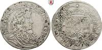 2/3 Taler 1690 Jülich-Kleve-Berg Herzogtum Jülich-Berg, Johann Wilhelm ... 320,00 EUR  zzgl. 6,50 EUR Versand