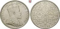 Dollar 1904 Straits Settlements Edward VII., 1901-1910 ss, kl. Rdf.  70,00 EUR  zzgl. 6,50 EUR Versand