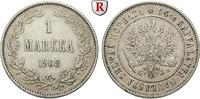 Markka 1907 Finnland Unter russischer Herrschaft, Nikolaus II., 1894-19... 30,00 EUR  zzgl. 6,50 EUR Versand