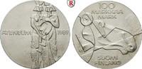 100 Markkaa 1989 Finnland Republik st  25,00 EUR  zzgl. 6,50 EUR Versand