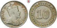 10 Cents 1902 Straits Settlements Edward VII., 1901-1910 ss-vz  30,00 EUR  zzgl. 6,50 EUR Versand