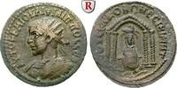 Bronze  Mesopotamien Nisibis, Philippus II., 247-249 ss+  130,00 EUR  zzgl. 6,50 EUR Versand