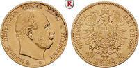 10 Mark 1872 C Preussen Wilhelm I., 1861-1888, 10 Mark 1872, C. Gold. J... 205,00 EUR  zzgl. 6,50 EUR Versand
