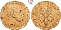 10 Mark 1877 B Preussen Wilhelm I., 1861-1888, 10 Mark 1877, B. Gold. J... 230,00 EUR  zzgl. 6,50 EUR Versand