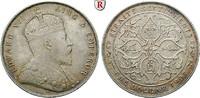 Dollar 1907 Straits Settlements Edward VII., 1901-1910 ss-vz  /  vz, kl... 100,00 EUR  zzgl. 6,50 EUR Versand