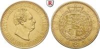 10 Taler 1836 Braunschweig Königreich Hannover, Wilhelm IV., 1830-1837,... 2600,00 EUR kostenloser Versand