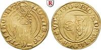 Goldgulden o.J. (1409-1411) Mainz, Bistum Johann II. von Nassau, 1397-1... 570,00 EUR  zzgl. 6,50 EUR Versand