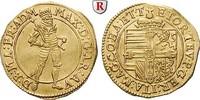 Dukat o.J. (nach 1609) Deutscher Orden Maximilian von Österreich, 1590-... 1250,00 EUR kostenloser Versand