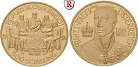 500 Schilling 1994 Österreich 2. Republik, seit 1945, Gold, 8,113 g PP,... 316,00 EUR  zzgl. 6,50 EUR Versand