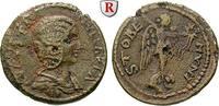 Bronze 193-217 Makedonien Stobi, Julia Domna, Frau des Septimius Severu... 70,00 EUR  zzgl. 6,50 EUR Versand