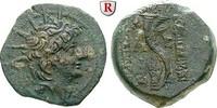 Bronze  Syrien Königreich der Seleukiden, Alexander II., 128-123 v.Chr.... 80,00 EUR  zzgl. 6,50 EUR Versand