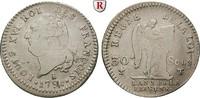 30 Sols 1791 Frankreich Louis XVI., 1774-1793 ss  125,00 EUR106,25 EUR  zzgl. 6,50 EUR Versand