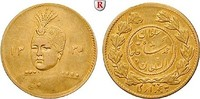 1/2 Toman 1917 Iran Sultan Ahmad Shah, 1909-1925, Gold, 1,44 g ss+, Fei... 130,00 EUR  zzgl. 6,50 EUR Versand