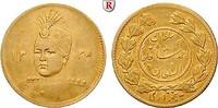1/2 Toman 1917 Iran Sultan Ahmad Shah, 1909-1925, Gold, 1,44 g ss+, Fei... 130,00 EUR  plus 10,00 EUR verzending