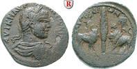 Bronze  Phönizien Arados, Caracalla, 198-217 f.ss  /  ss, belegt  108,00 EUR inkl. gesetzl. MwSt., zzgl. 6,50 EUR Versand