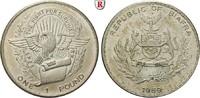 Pound 1969 Biafra  f.st, winz. Kratzer auf Rs.  130,00 EUR  zzgl. 6,50 EUR Versand