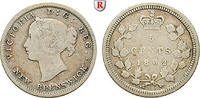 5 Cents 1862 Kanada New Brunswick f.ss  100,00 EUR  zzgl. 6,50 EUR Versand