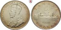 Dollar 1936 Kanada George V., 1910-1936 f.vz  35,00 EUR  zzgl. 6,50 EUR Versand