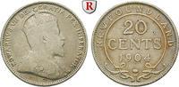 20 Cents 1904 Kanada Neufundland, Edward VII., 1901-1910 ss  40,00 EUR  zzgl. 6,50 EUR Versand
