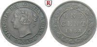 Cent 1858 Kanada Victoria, 1837-1901 ss  75,00 EUR  zzgl. 6,50 EUR Versand