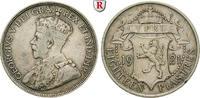 18 Piastres 1921 Zypern George V., 1910-1936 ss, kl. Rdf.  60,00 EUR  zzgl. 6,50 EUR Versand