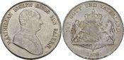Konventionstaler 1808 Bayern Maximilian I....