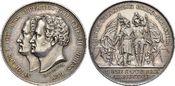 AR-Medaille 1835 Brandenburg-Preussen Frie...