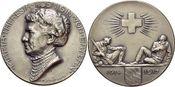 AR-Medaille 1917 Erster Weltkrieg  Min.Kr....