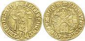 Goldgulden 1486-1495 Brandenburg-Franken F...