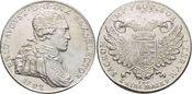 Konventionstaler 1792 Sachsen-Albertinische Linie Friedrich August III. 1763-1806. Winz.Sf., vorzüglich +