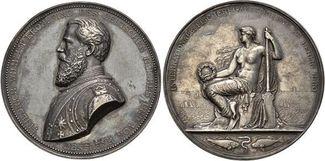 AR-Medaille 1880 Brandenburg-Preussen Frie...