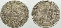 1/3 Taler 1671 Mansfeld-Vorderortische Linie zu Eisleben Johann Georg I... 119,00 EUR kostenloser Versand