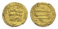 Abbasiden Gold-Dinar al-Mahdi 775-785 (158-169AH).