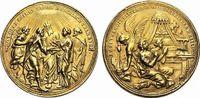 Liebe und Ehe  Felder l.geglättet, altvergoldet, selten, sehr schön +  165,00 EUR