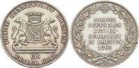 Bremen-Stadt Vereinstaler 1865 Min.Rf., leichte Patina, vorzüglich - Ste... 149,00 EUR kostenloser Versand