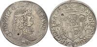 Gulden zu 60 Kreuzer 1677  IA Solms-Hohensolms Ludwig 1668-1707. Min.du... 975,00 EUR