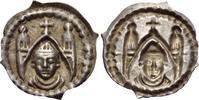 Pfennig  1249-1262 Schweiz-Basel, Bistum Berthold II. von Pfirt 1249-12... 189,00 EUR