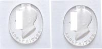 1941 Drittes Reich  Mit Tragelochung, min.Kr., fast vorzüglich  49,00 EUR  zzgl. 3,00 EUR Versand